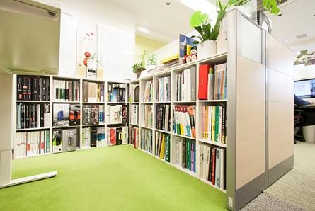オフィスデザインイメージ1