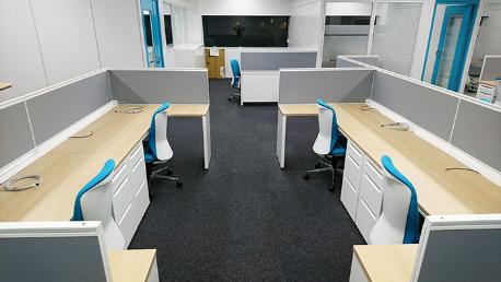 オフィス電話・LAN通信工事サービスイメージ1