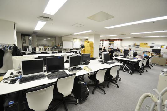 オフィス電話・LAN通信工事サービスイメージ2