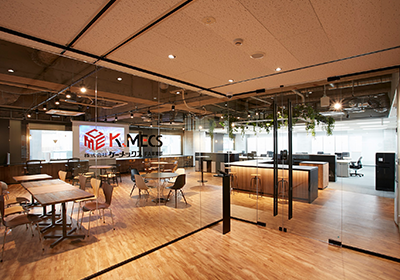 50坪~200坪のオフィスデザインイメージ