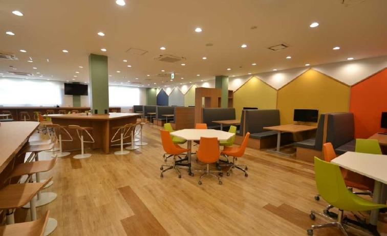 50坪~200坪のオフィスデザインを得意としています。