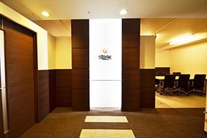 シンプルなデザインでグレードを上げるオフィス