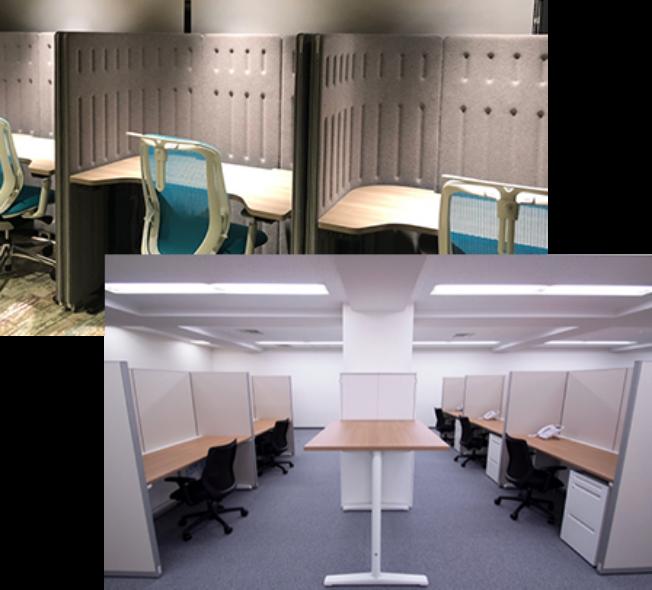 コロナ禍・リモートワーク増加に伴い、オフィスの改装・レイアウトをご検討中の企業様へ