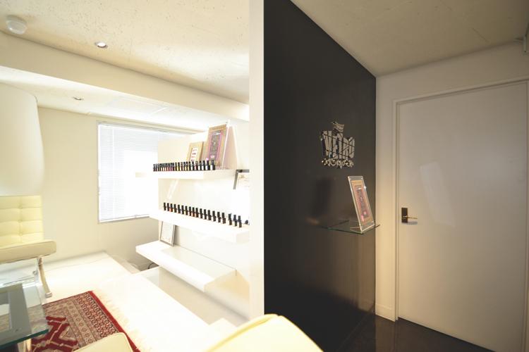 ロフトと部屋