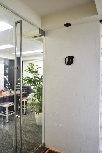 素材・家具・細部までデザインされたこだわりオフィス