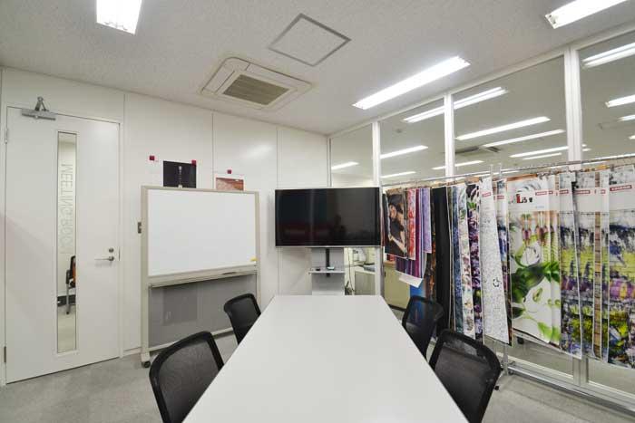 ショールーム&デモルーム機能を持つブランディングオフィスを実現!!