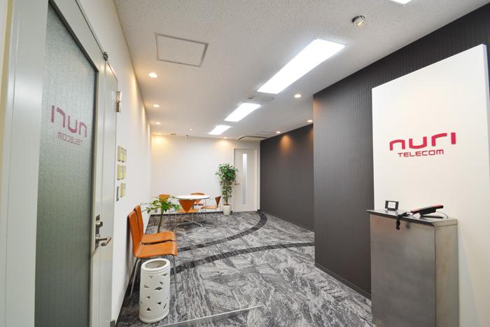 シックでクールなオフィスデザイン