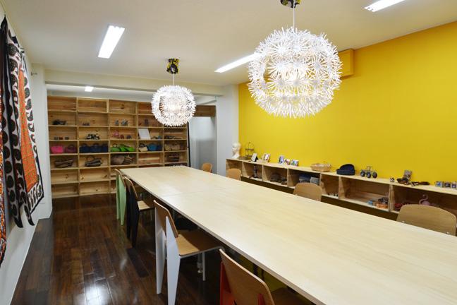 遊び心満載!アイデアが散りばめられた手作りオフィスデザイン事例