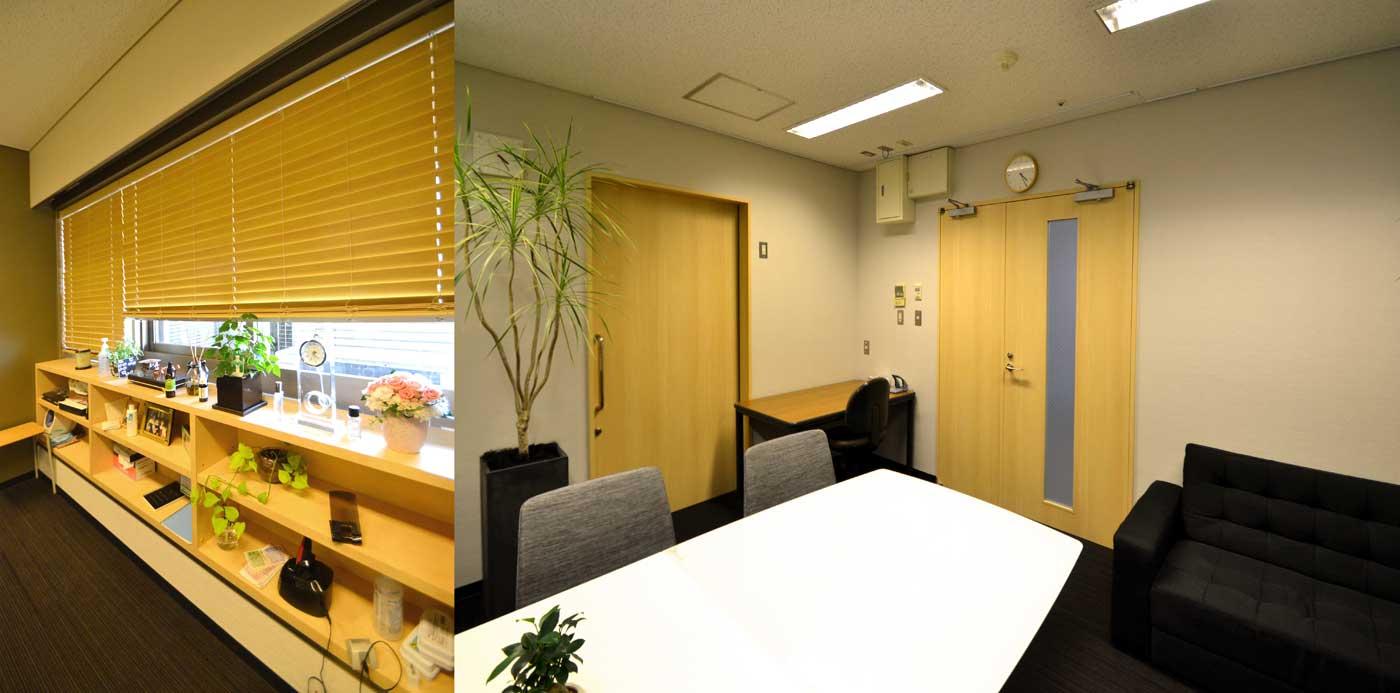 グリーンとBoConceptの家具で作った落ち着くオフィスデザイン事例