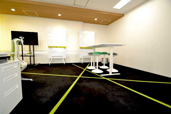 スタッフのイノベーションを生み出すオフィスデザイン