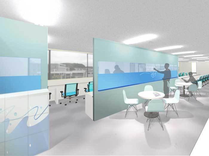 ストレスレスに繋がるオフィスデザイン事例3選