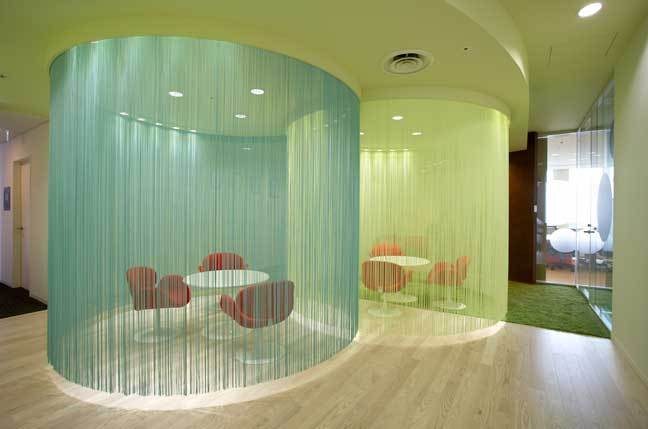 """今までで3本の指に入る最も""""美しい""""オフィスデザイン事例"""