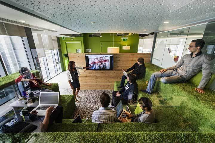 オフィスデザインの依頼タイミングについてと海外のユニークなオフィス事例3選