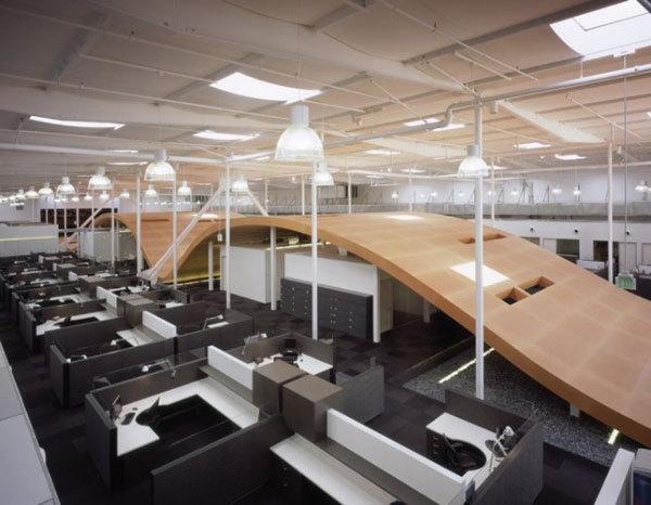 組織体制や業務体制を元に生み出す「働きやすいオフィスデザイン」