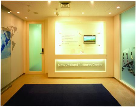 【参考にしたい】CIを意識した外資系企業のオフィスデザイン