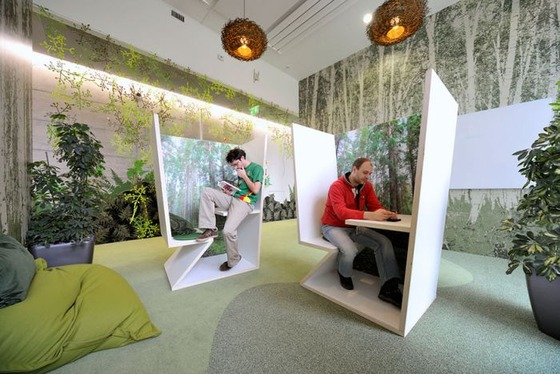社員が喜ぶ♪オフィスに居心地のよいフリースペースを作る3つのポイント