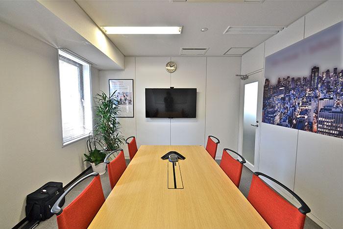 働く人の環境を大切にしたプライベートオフィスデザイン