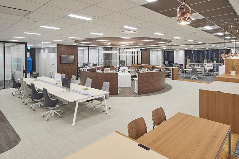 オフィスレイアウトに困ったら…解決のヒントが詰まったラボオフィス「CO-Dō LABO」