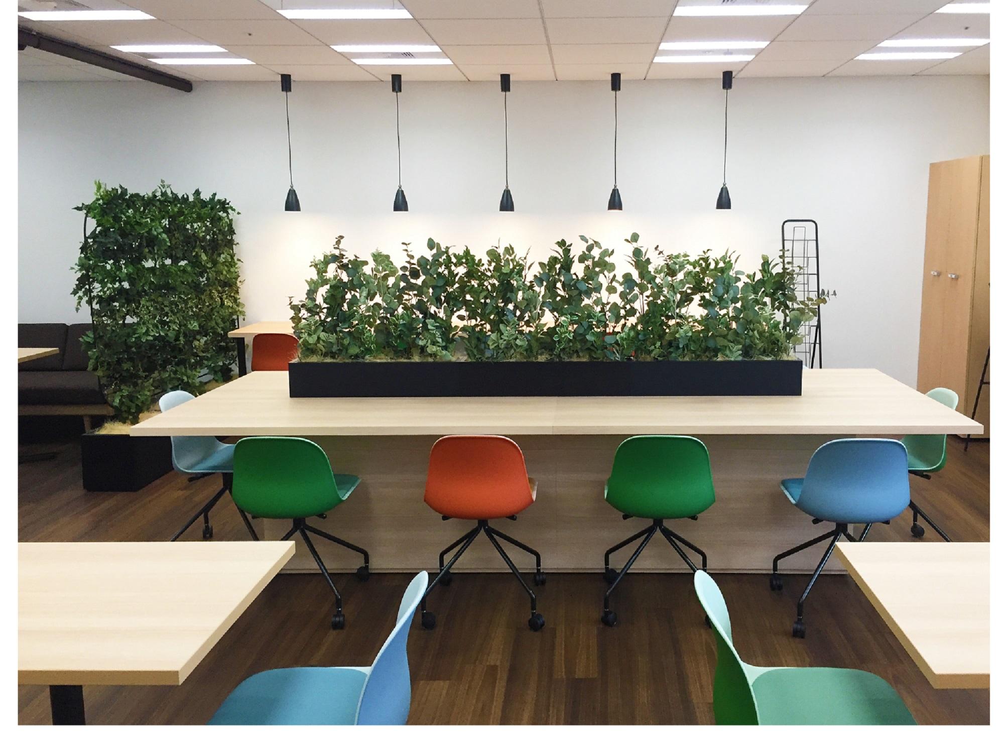 居心地が良く稼働率もUP! リフレッシュルームのオフィスデザイン事例