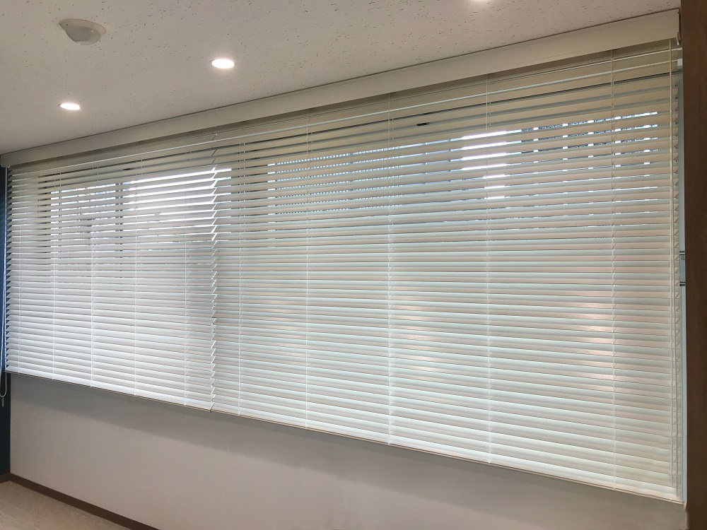 自然光を活かしナチュラルで洗練された空間へ…オフィスリノーベーション事例