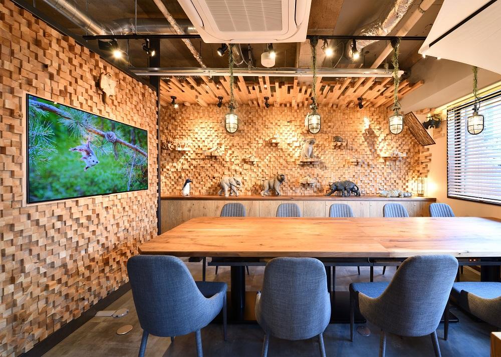 コロナ禍で新しいオフィスの在り方を追求した空間デザイン