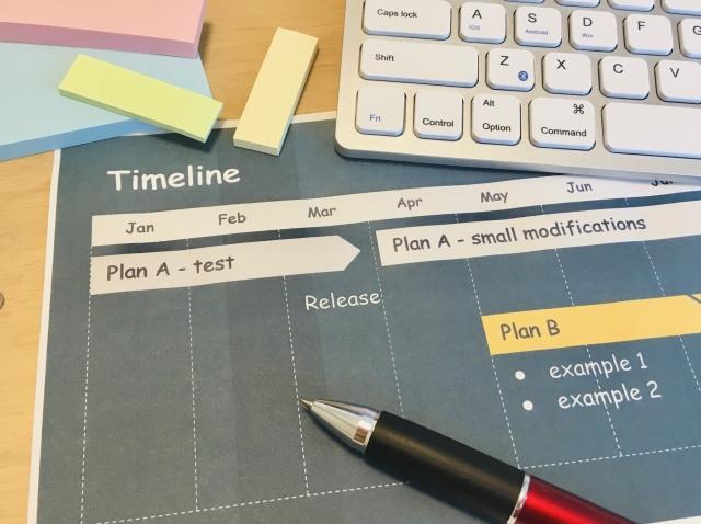 オフィスデザインのスケジュールはどう決まる?2つの依頼方法を徹底比較!