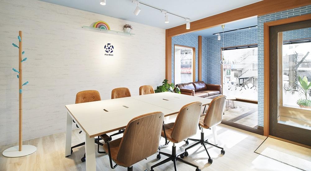こうすれば空間がワンランクアップ!小規模なオフィスデザインのコツ